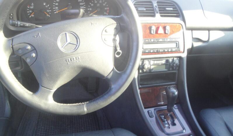 Mercedes coupè kompressor pieno